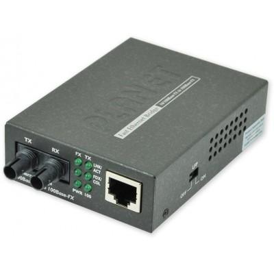 CONV-FT-801 100 Mbps, 2 km, MM-ST, duplex