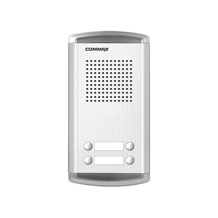DR-4AM dveřní stanice, audio + 4 tlačítka, 4+n