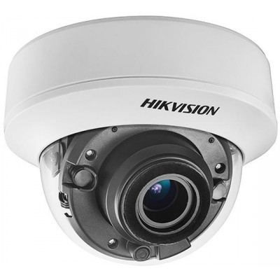 DS-2CC52D9T-AITZE(2.8-12mm) 2MPix, Dome kamera,HD-TVI, Starlight+,PoC, 2,8-12mm