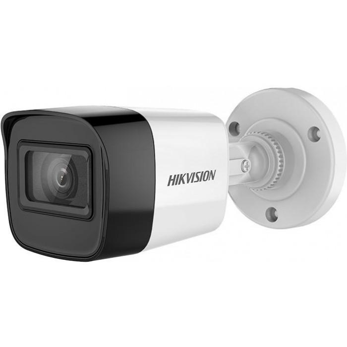 DS-2CE16H8T-ITF - (3.6mm) 5Mpix, 4v1 bullet kamera, 3,6mm, WDR, EXIR 30m