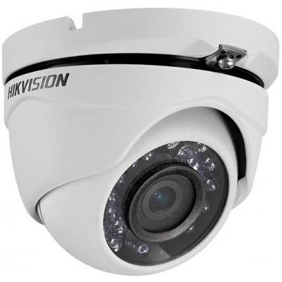 DS-2CE56D0T-IRMF - (2.8mm) 2Mpx, 4v1 dome ball kamera, 2,8mm, IR 20m