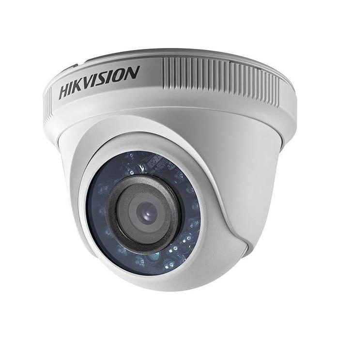DS-2CE56D0T-IRPF - (2.8mm) 2Mpx, 4v1 dome ball kamera, 2,8mm, IR 20m