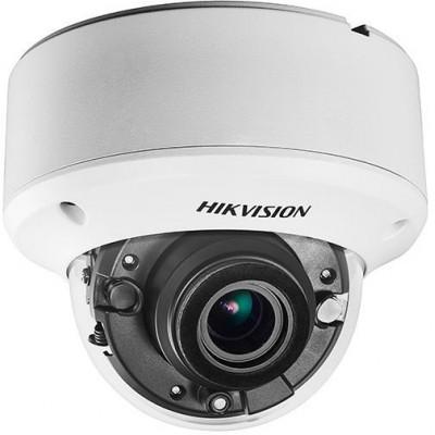 DS-2CE56D8T-VPIT3ZE(2.7-13.5mm) 2Mpix, HD-TVI dome kam, 2,7-13,5mm, WDR,EXIR 60m,PoC