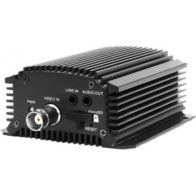 DS-6701HUHI Video server TVI/CVI/AHD/CVBS, 1x BNC vstup
