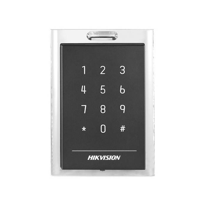 DS-K1101MK vnitřní RFID čtečka Mifare s klávesnicí