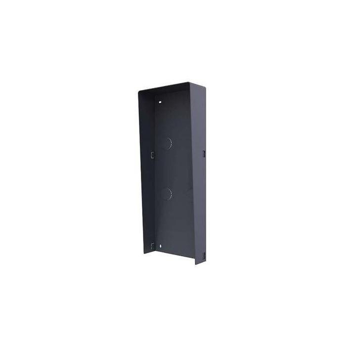 DS-KABD8003-RS3(O-STD) povrchová stříška proti dešti a slunci pro 3-modulový interkom