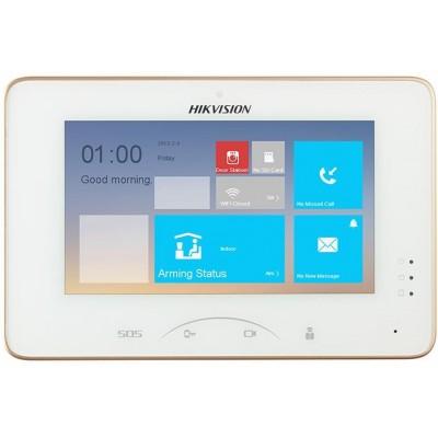 """DS-KH8300-T IP videotelefon 7"""", LAN, bílý"""