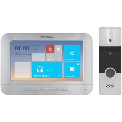 DS-KIS202 Ekonomická sada videotelefonu , 4-vodičový systém