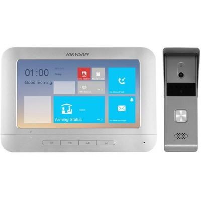 DS-KIS203 Ekonomická sada videotelefonu , 4-vodičový systém