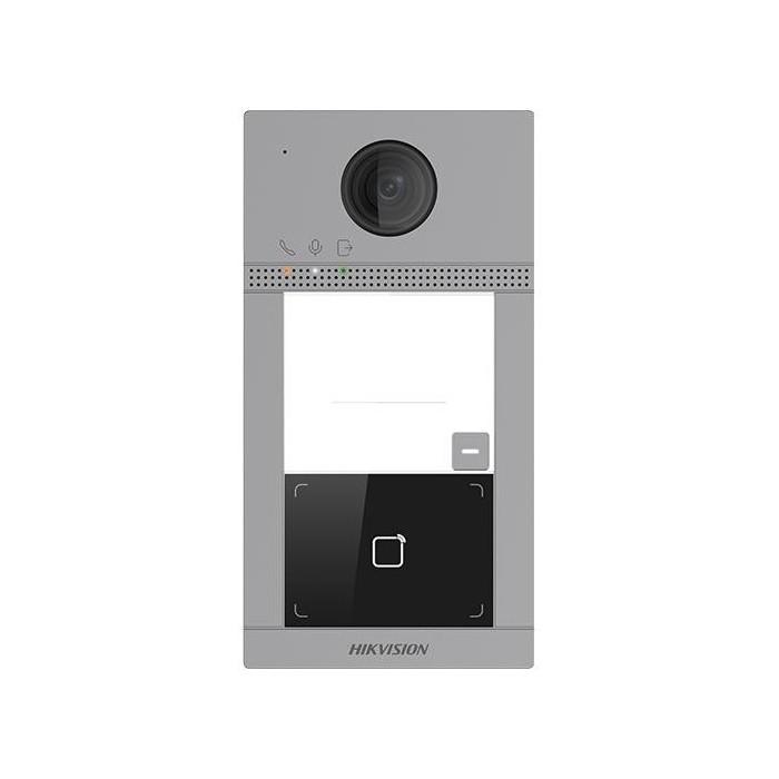 DS-KV8113-WME1 dveřní IP stanice, 1 tlač., 2MPx, RFID, 2.gen.
