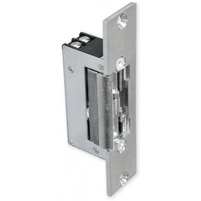 DZM-12VACDC el. otvírač střídavý, momentový kolík (52B10 + protiplech 62)