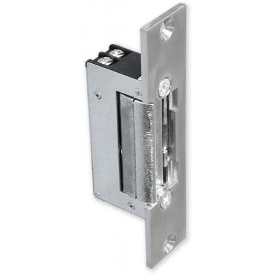 DZR-12VDC el. otvírač reverzní, nízkoodběrový (54E10 + protiplech 62)