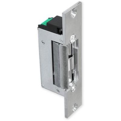 DZS-12VAC el. otvírač střídavý s monitorováním stavu (56B10 + protiplech 62)