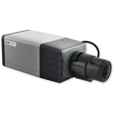 E22VA box, 5Mpix, 2,8-12 mm, WDR, DNR, AI