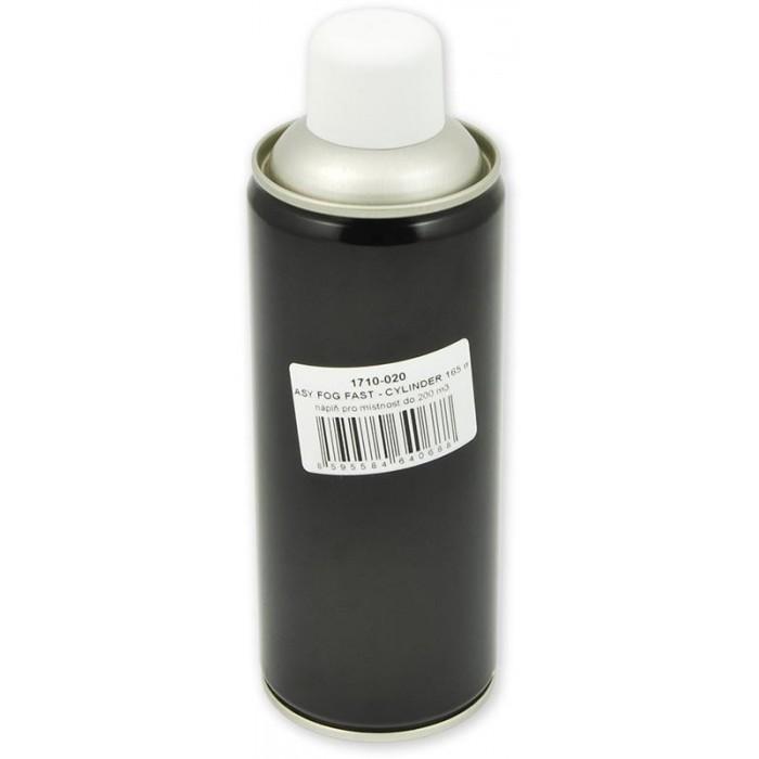 EASY FOG 2 - CYLINDER 300 ml náplň pro místnost do 200 m3, 2 aplikace