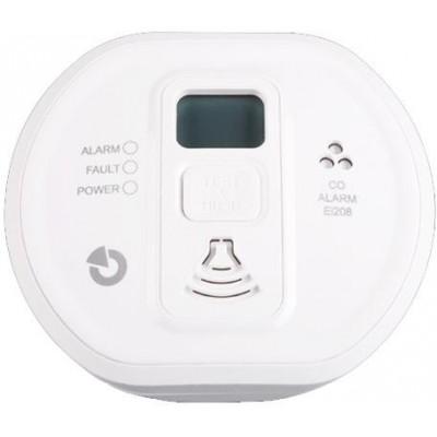 EI208DW autonomní detektor CO s LCD