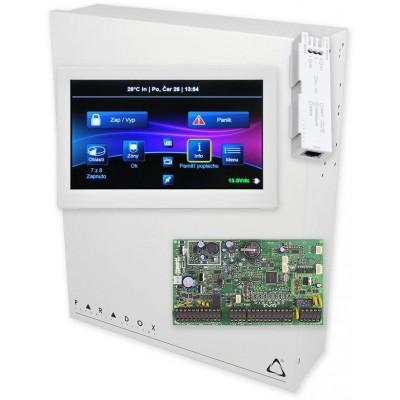 EVO192 + BOX VT-40 + IP150-SWAN + TM70