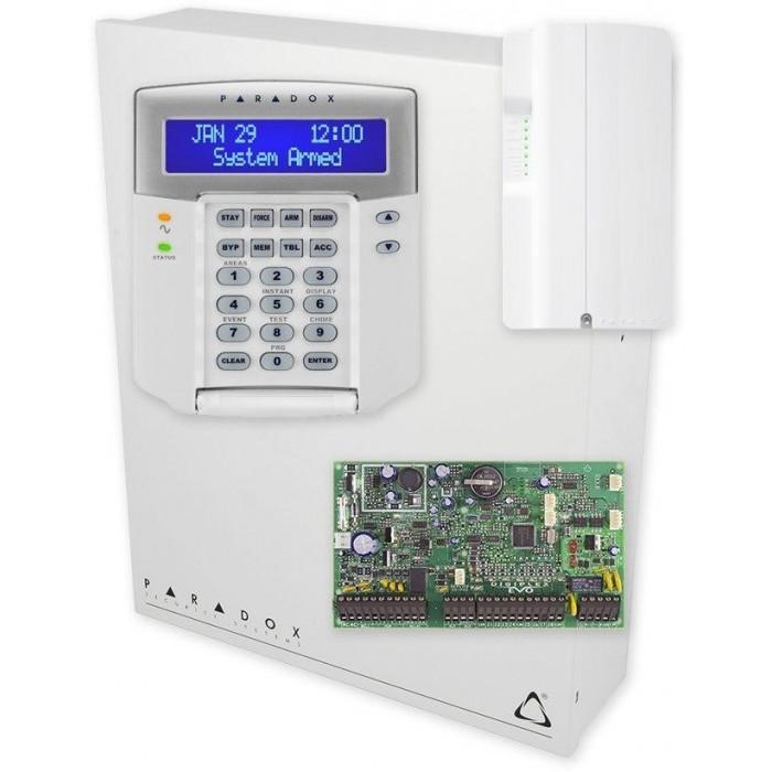 EVO192 + BOX VT-40 + PCS250-SWAN + K641+