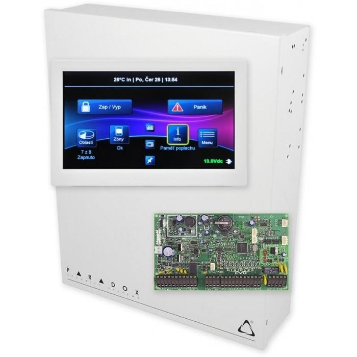 EVO192 + BOX VT-40 + TM70