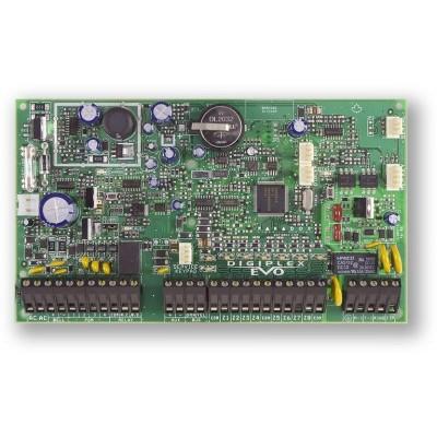 EVO192 panel 2x8,16 zón, max. 192 zón, na desce 4+1 P