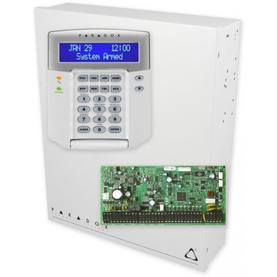 Ochranná kovová skříňka pro UV/UM 595 (2G a 3G)