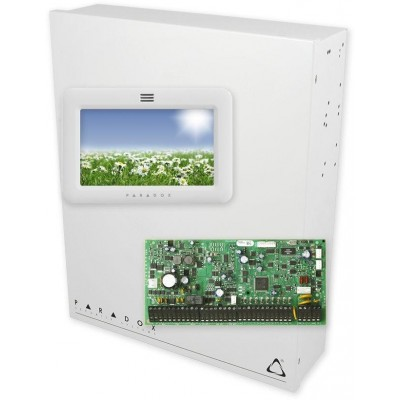 EVOHD + BOX VT-80 + TM50 - bílá