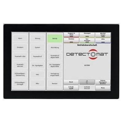 Externí panel pro dc3500 paralelní ovládací panel