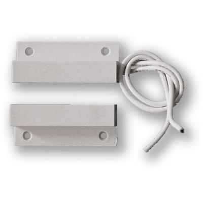 FM-102 - bílá povrchový, samolepící - 2vodič