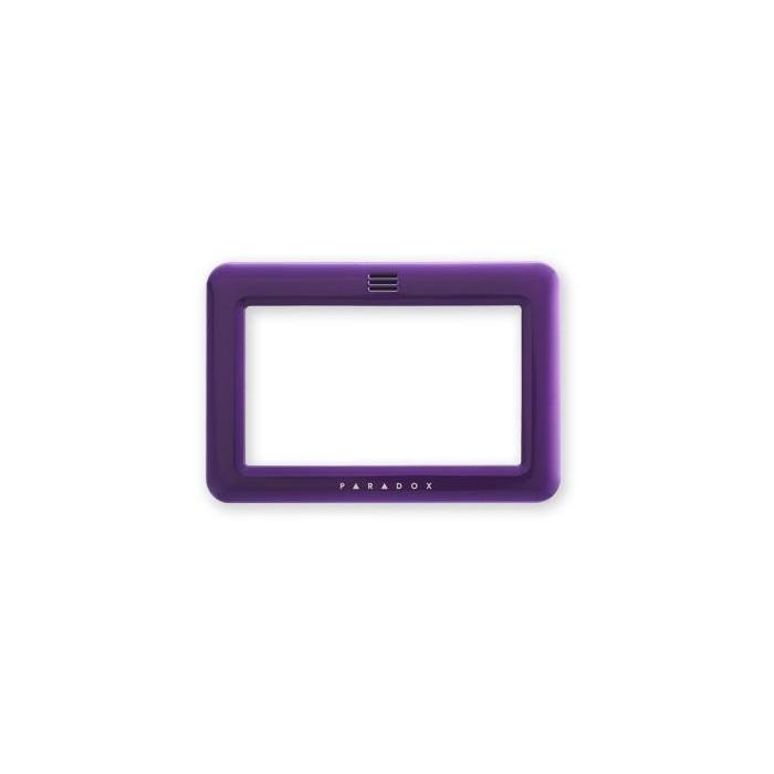 FPLATE - fialová barevný rámeček pro TM50
