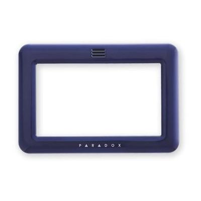 FPLATE - modrá barevný rámeček pro TM50