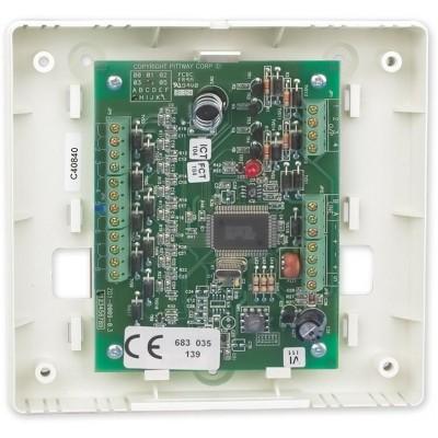 G8P koncentrátor 8 zón, 4PGM v krytu plast