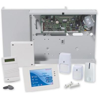 GALAXYGD-520 TPKIT ústředna + klávesnice