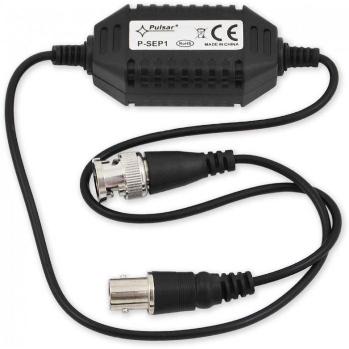 GB001HD galvanický oddělovač videosignálu pro AHD/TVI/CVI kamery