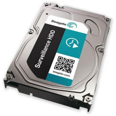 HDD 6 TB SATA NVR RACK Seagate Skyhawk 6 TB, 256 MB cache, 6 Gb SATA., 7200 ot.