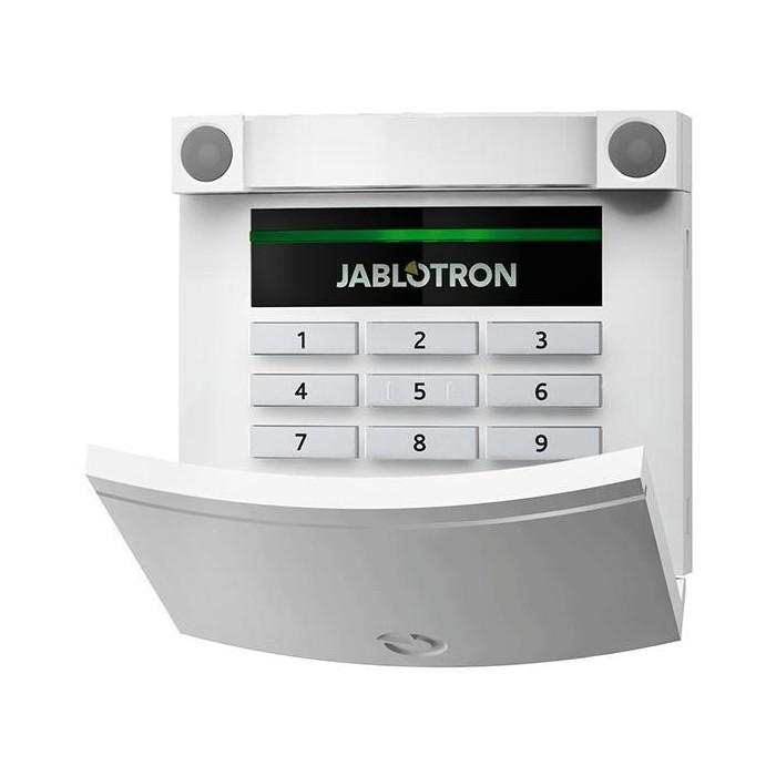 JA-113E sběrnic. příst. modul klávesnicí a RFID
