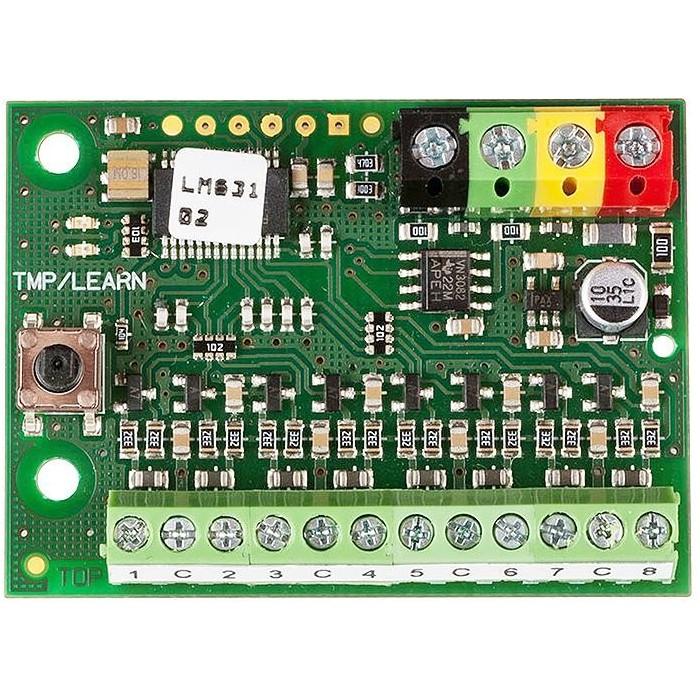 JA-118M sběrnicový modul pro 8 magnetů