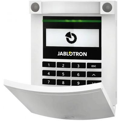 JA-154E* bezdr. příst. modul s LCD, kláv. a RFID