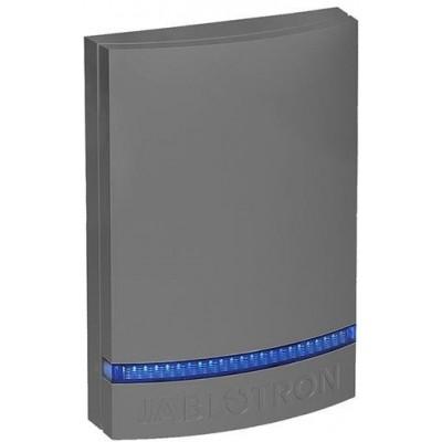 JA-1X1A-C-GR-B kryt sirény JA-1x1A, šedý - modrý blikač