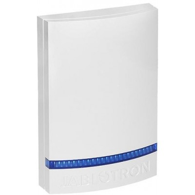 JA-1X1A-C-WH-B kryt sirény JA-1x1A, bílý - modrý blikač