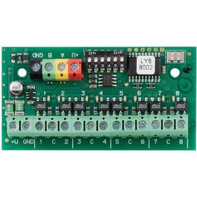 JB-118N sběrnicový modul PG 8 - signálové