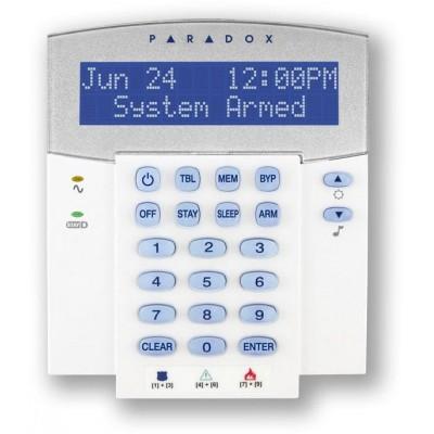 K32LX - 868 TEXT LCD + zabudovaná bezdr. nadstavba R
