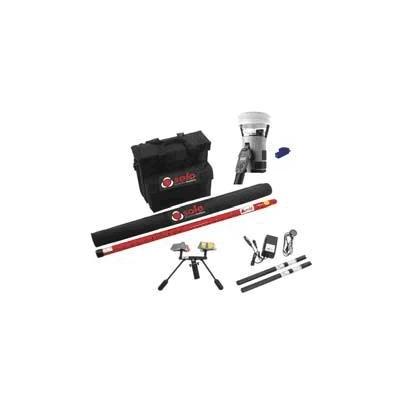 Kit pro kouřové hlásiče kouřová a mont. hlavice včetně tyčí  v brašně