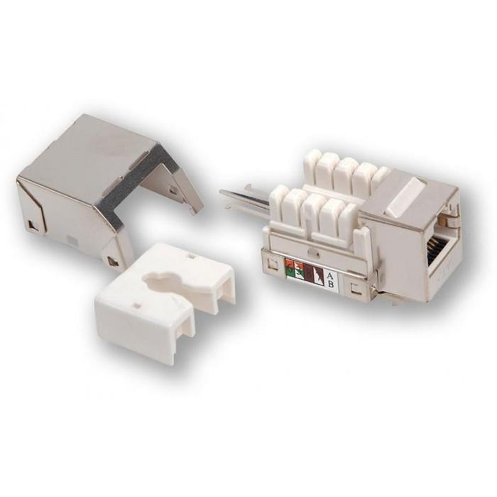 KJ-016A UPD/C5E/S horní osazování, menší, C5E stíněný