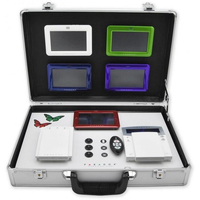 KUFR PARADOX MG prezentační kufřík s MG a klávesnicemi