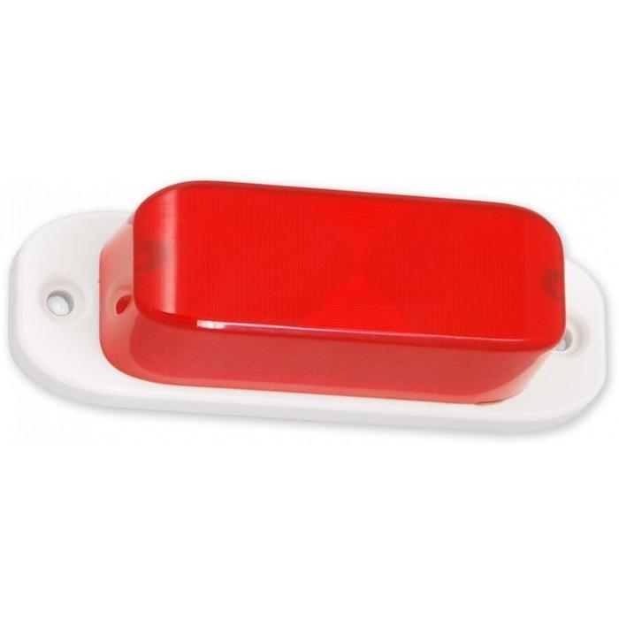 LED FLASH 330 - červená blikač