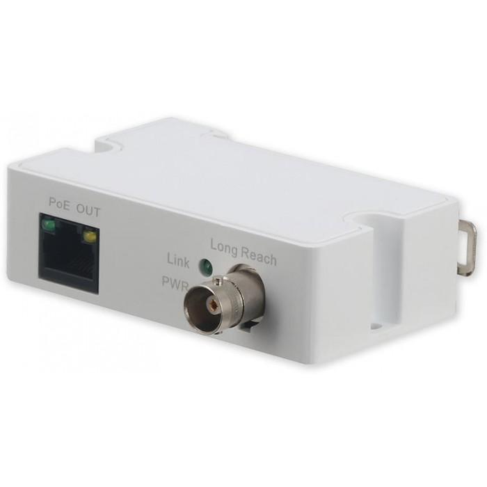 LR1002-1ET převodník Eth/koax, ePoE, vysílač