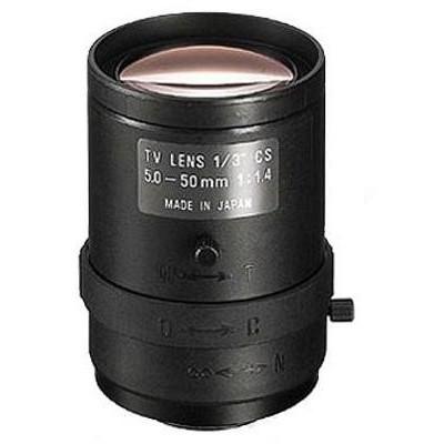 M12VM412IR CS objektiv, 4-12mm, man.clona, IR korekce, megapixel