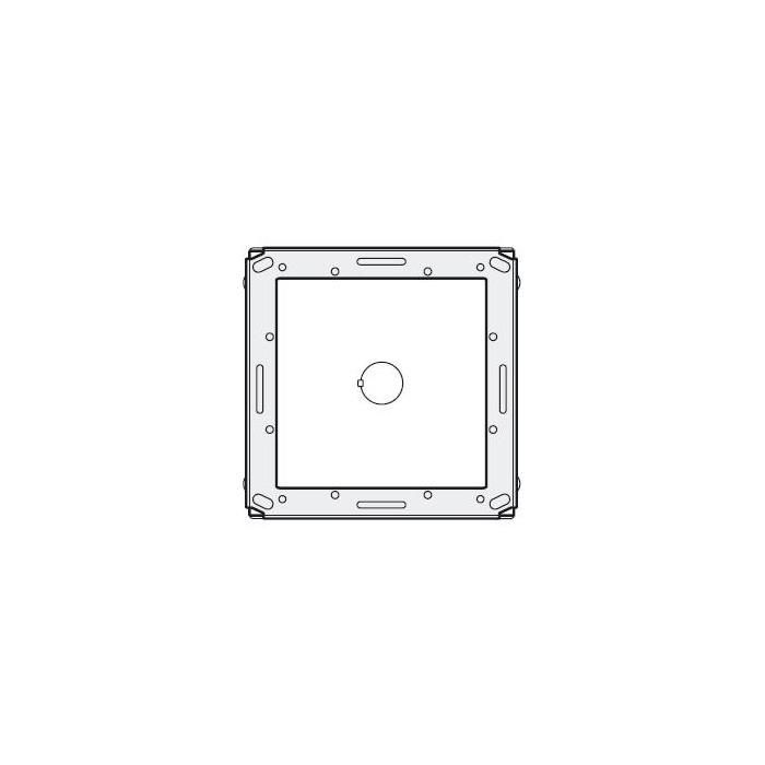 MA71 zápustná montážní krabička 1 modul