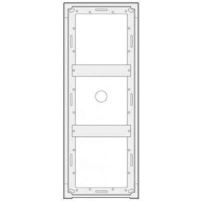 MA93 povrchová montážní krabička 3 moduly