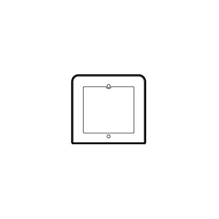 MD71 zápustná inst. krabička, 1 modul, MODY